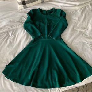 Just Taylor green dress